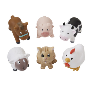 SQUIRTIES BARNYARD PARTY WATER TOYS