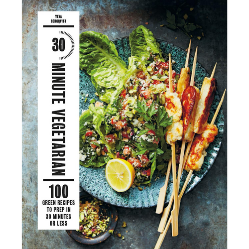 30 MINUTE VEGETARIAN FRONT COVER