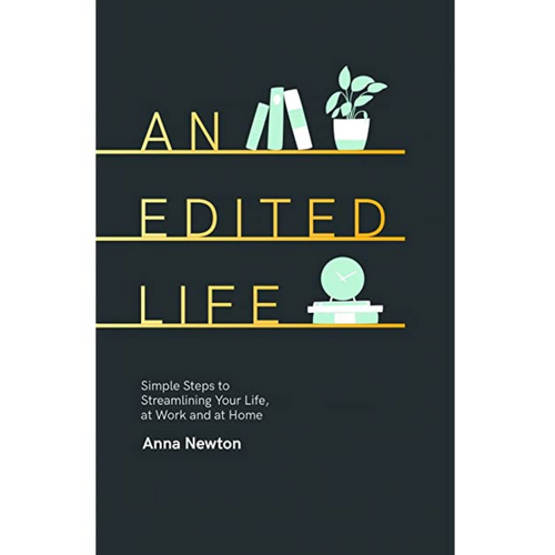 AN EDITED LIFE FRONT COVER