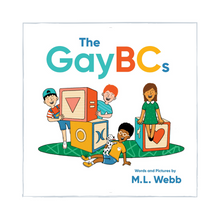 Load image into Gallery viewer, THE GAYBC'S FRONT COVER