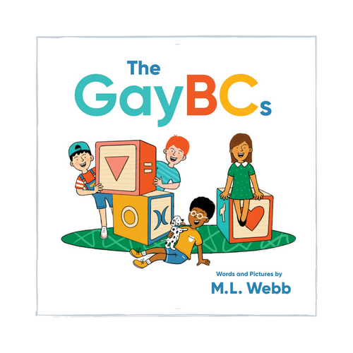 THE GAYBC'S FRONT COVER
