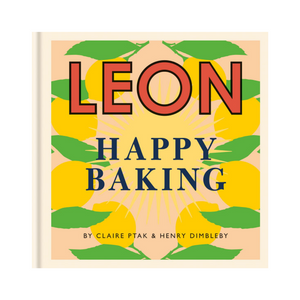 LEON HAPPY BAKING FRONT COVER