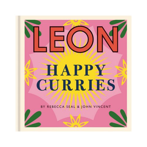 LEON HAPPY CURRIES FRONT COVER