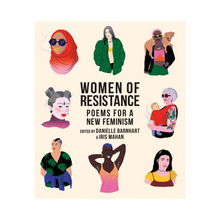 Load image into Gallery viewer, WOMEN OF RESISTANCE front cover
