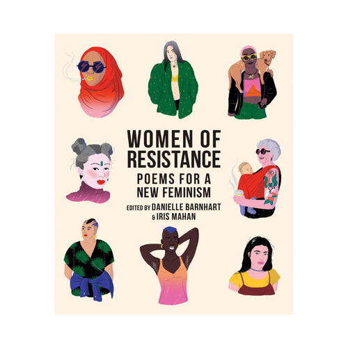 WOMEN OF RESISTANCE front cover