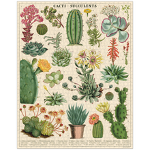 Load image into Gallery viewer, CACTI & SUCCULENTS PUZZLE COMPLETED