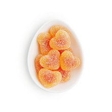 Load image into Gallery viewer, PEACH BELLINI HEARTS IN DISH