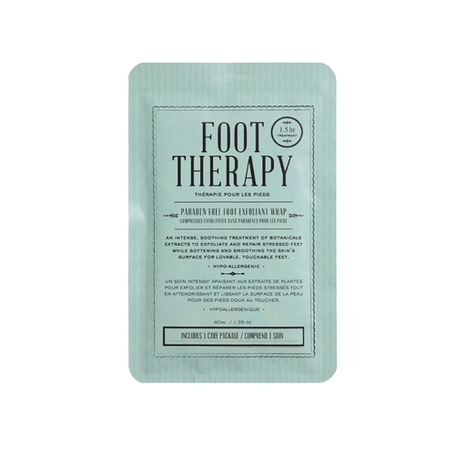 FOOT THERAPY MASK