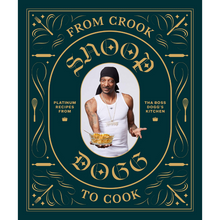 Load image into Gallery viewer, FROM CROOK TO COOK FRONT COVER
