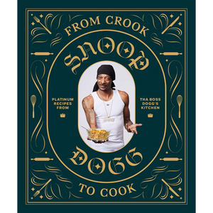 FROM CROOK TO COOK FRONT COVER