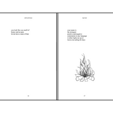 Load image into Gallery viewer, MILK AND HONEY | HARDCOVER INSIDE POEMS