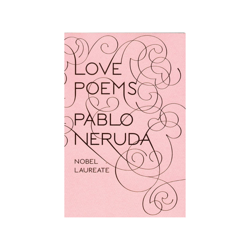 PABLO NERUDA: LOVE POEMS FRONT COVER