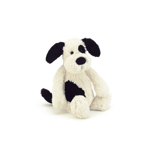 BASHFUL PUPPY STUFFED ANIMAL