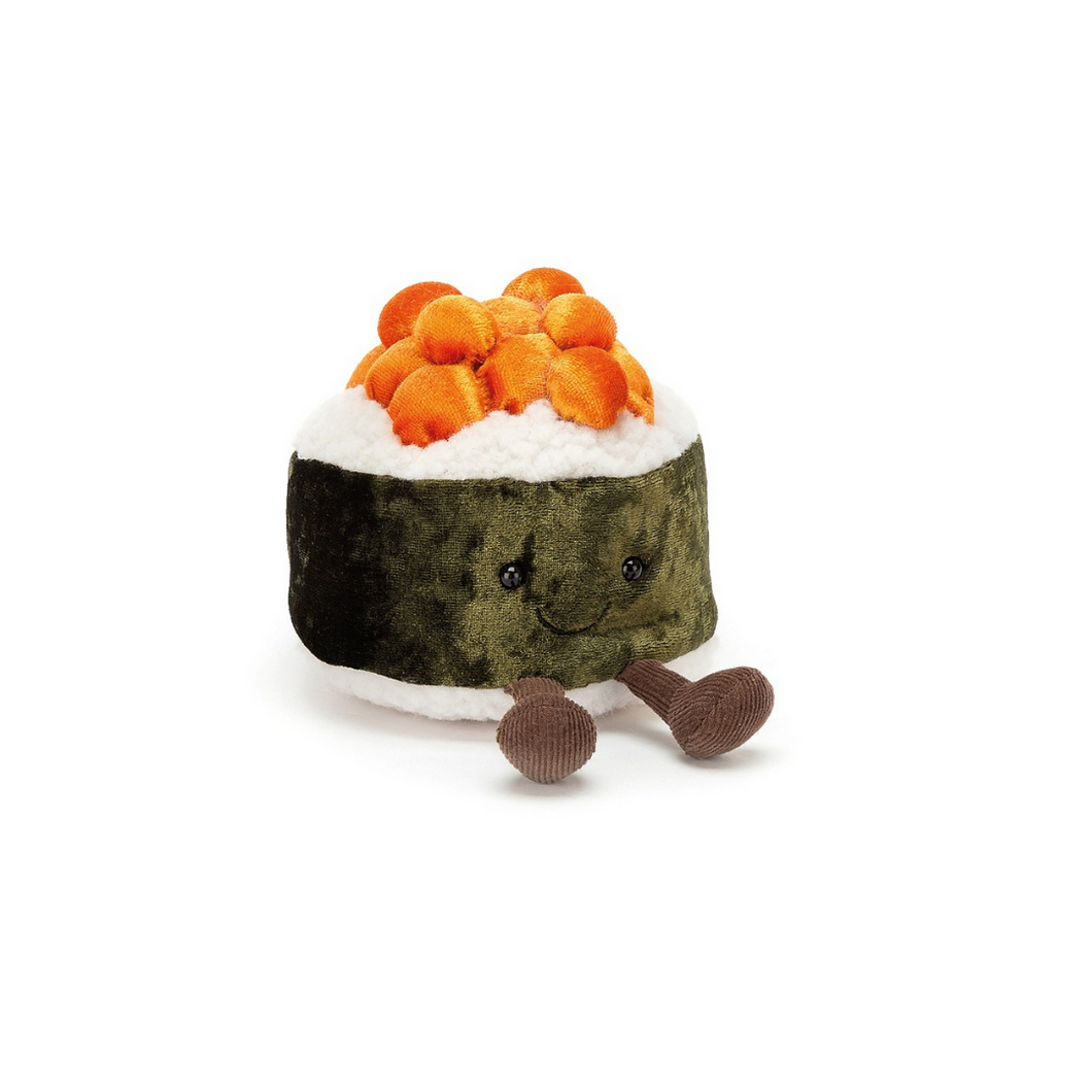 MAKI SUSHI ROLL STUFFED ANIMAL