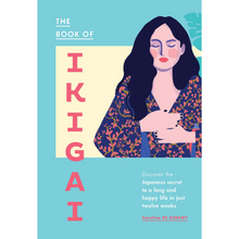 Load image into Gallery viewer, THE BOOK OF IKIGAI FRONT COVER