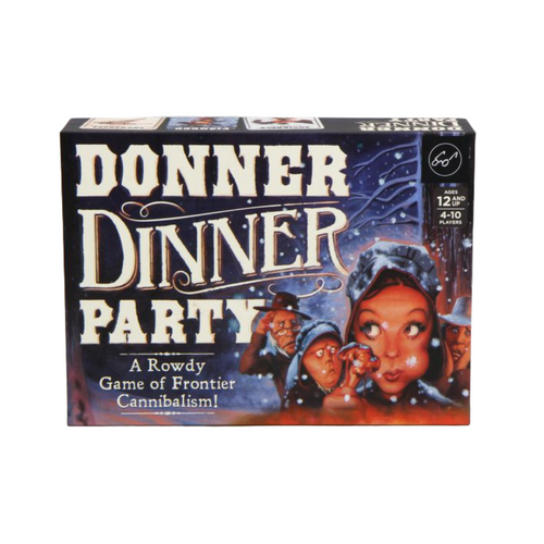 DONNER DINNER PARTY BOX