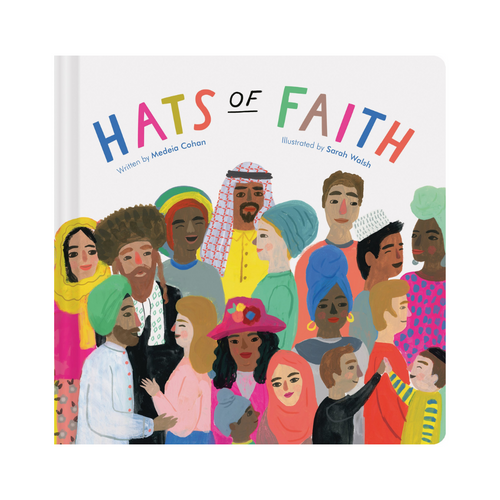 HATS OF FAITH FRONT COVER