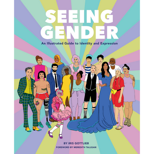 SEEING GENDER FRONT COVER