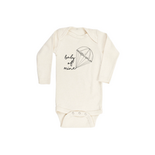 Load image into Gallery viewer, BABY OF MINE LS ONESIE