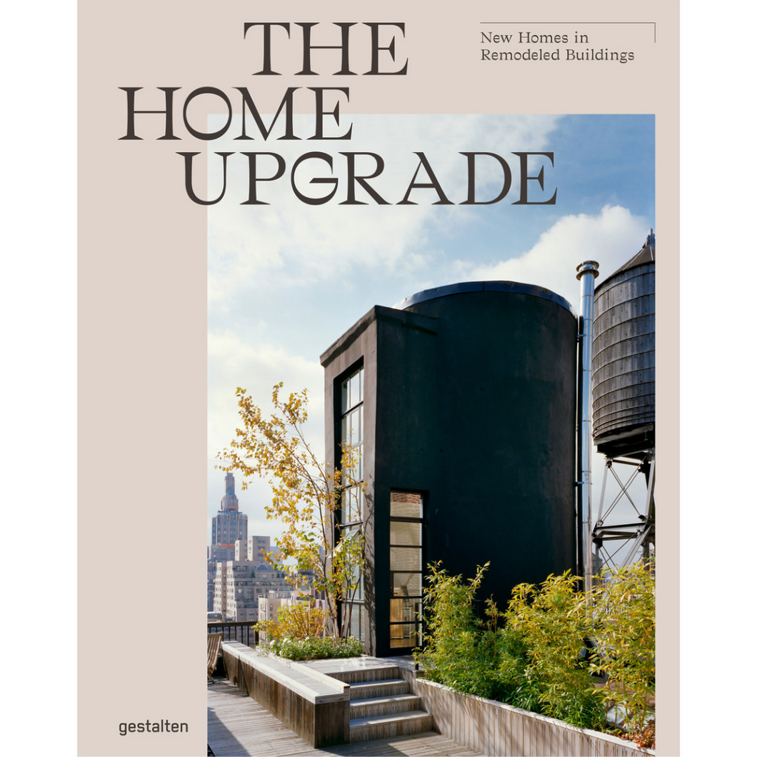 THE HOME UPGRADE FRONT COVER