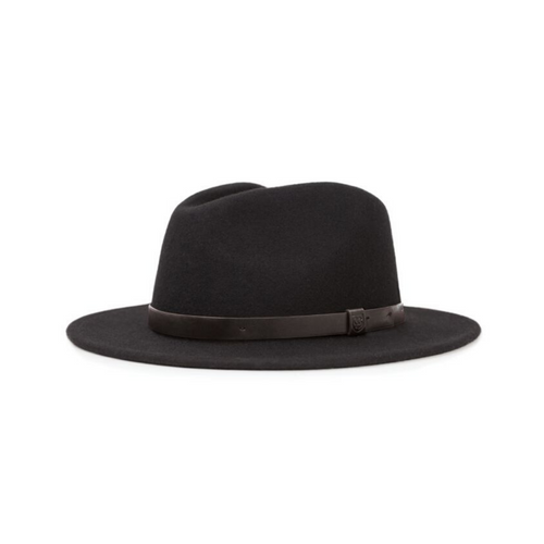 MESSER FEDORA | ALL BLACK