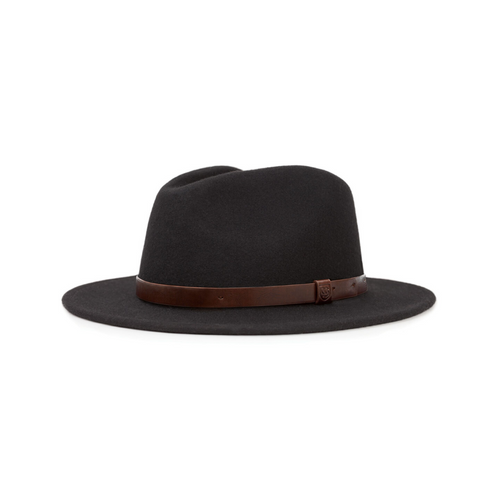 MESSER FEDORA | BLACK