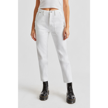 Load image into Gallery viewer, WOMAN WEARING JANIE CARPENTER PANT