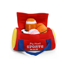 Load image into Gallery viewer, MY FIRST SPORTS BAG PLAY SET