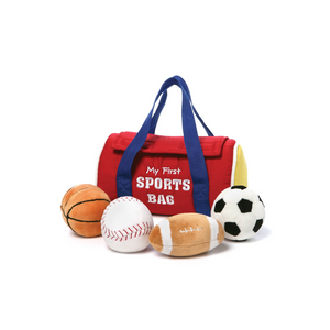 MY FIRST SPORTS BAG PLAY SET