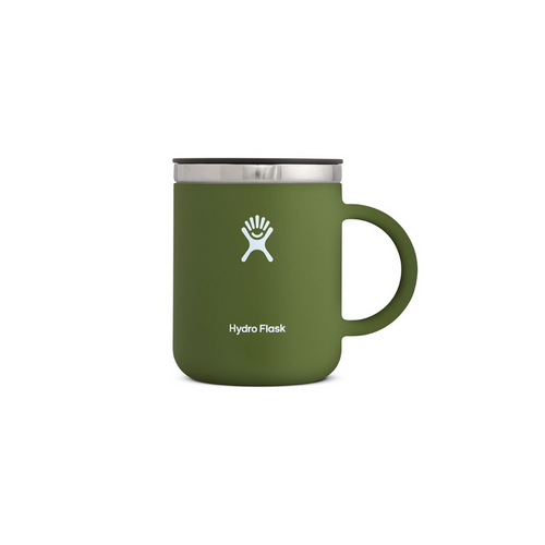 HYDROFLASK 12 OZ COFFEE MUG IN OLIVE
