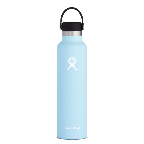 HYDROFLASK 24 OZ WATER BOTTLE IN FROST