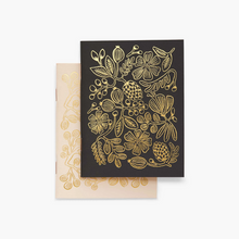 Load image into Gallery viewer, GOLD FOIL POCKET NOTEBOOK SET