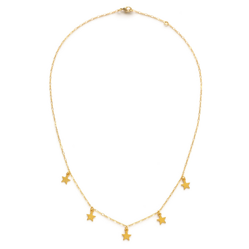 FIVE STARS NECKLACE