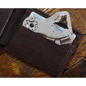 WILDCARD WALLET KNIFE WITH WALLET