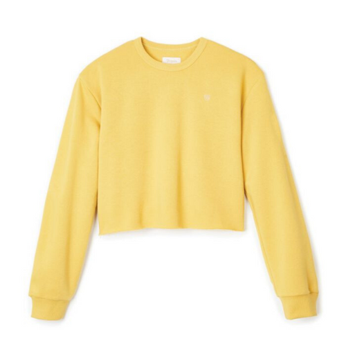 VINTAGE CROP CREW | SUNSET YELLOW