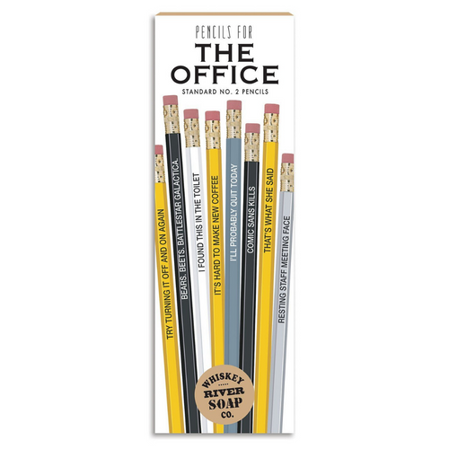 THE OFFICE PENCIL SET