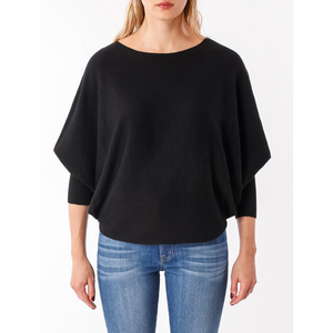 MOLAYLA TOP IN BLACK