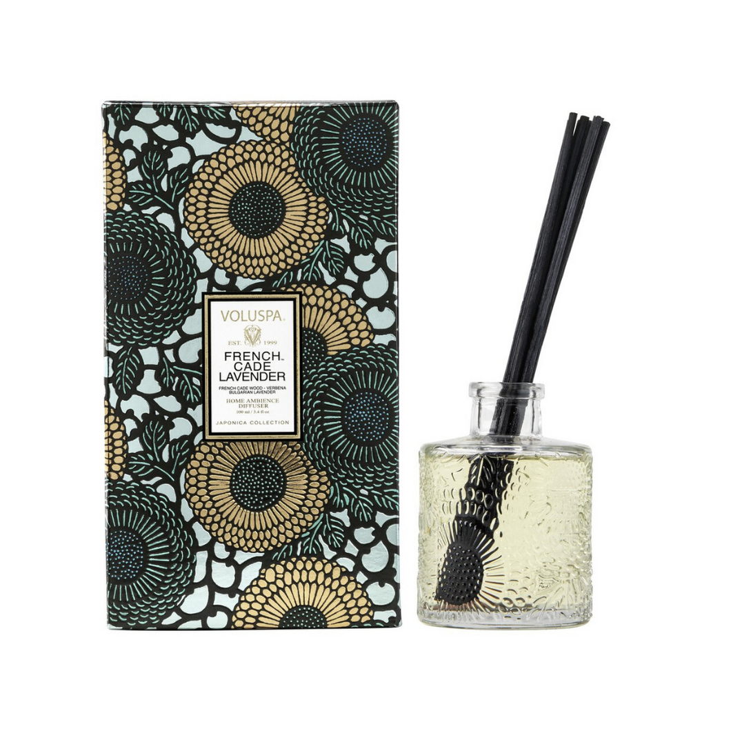 FRENCH CADE LAVENDER REED DIFFUSER