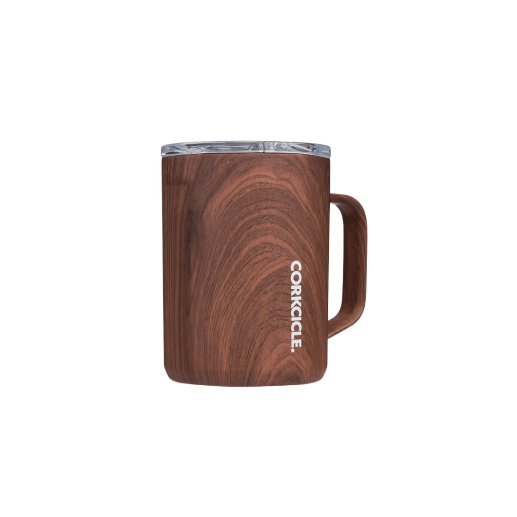 16 OZ MUG | WALNUT