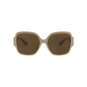 CARMEN SUNGLASSES Taupe front