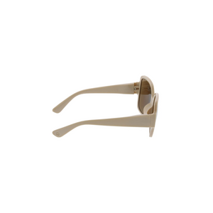 CARMEN SUNGLASSES taupe side
