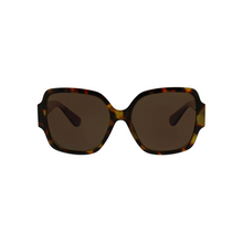 Load image into Gallery viewer, CARMEN SUNGLASSES TORTOISE front