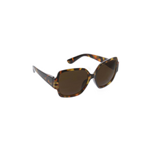 Load image into Gallery viewer, CARMEN SUNGLASSES TORTOISE front side