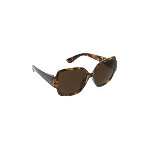 CARMEN SUNGLASSES TORTOISE front side