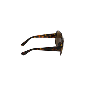 CARMEN SUNGLASSES TORTOISE side