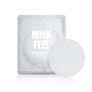 MILK FEEL CLEANSING PAD