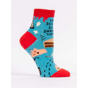 INNER DEMONS ANKLE SOCKS side