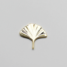 Load image into Gallery viewer, GINKGO LEAF PIN