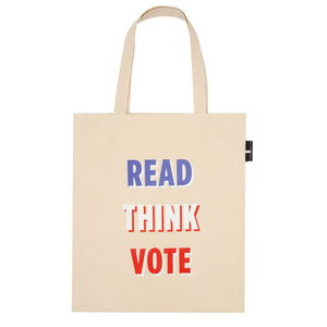 BACK OF GET POLITICAL TOTE