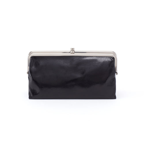 LAUREN WALLET IN BLACK